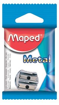 Maped Potloodslijper Classic 2-gaats, op blister
