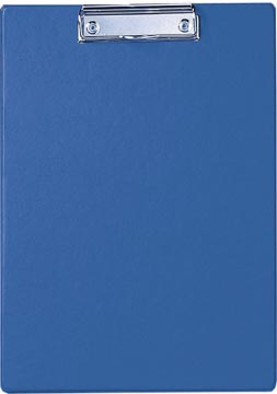 Maul klemplaat, uit PP, voor ft A4, blauw