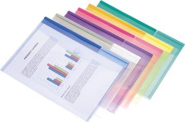 Tarifold documentenmap Collection Color voor ft A4 (316 x 240 mm), pak van 12 stuks