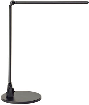 Maul bureaulamp MAULstream, LED-lamp, zwart