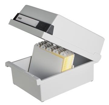 Han systeemkaartenbak voor ft A6, 800 kaarten