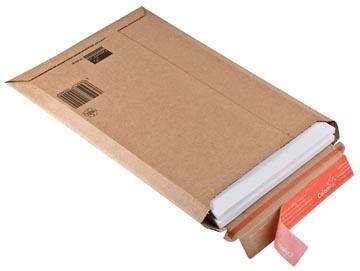Colompac verzendenvelop CP010, ft 23,5 x 34 x 3,5 cm, bruin
