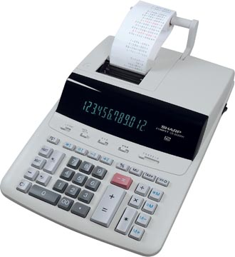 Sharp bureaurekenmachine CS-2635RH