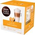 Nescafé Dolce Gusto koffiecapsules, Latte Macchiato, pak van 16 stuks