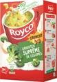 Royco Minute Soup groentensuprême met croutons, pak van 20 zakjes