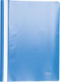 Pergamy snelhechtmap, ft A4, PP, pak van 25 stuks, blauw